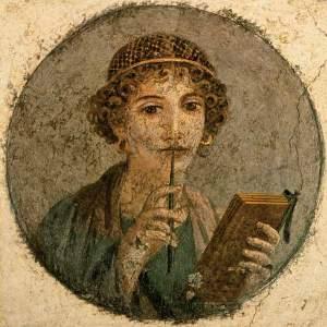 pompei peinture murale